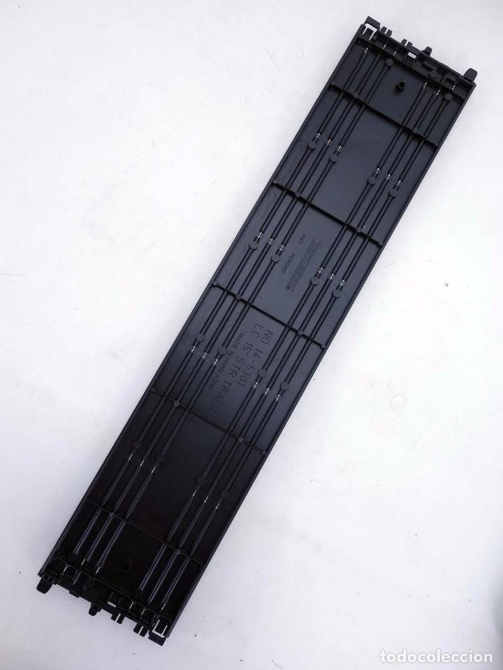 "Slot Cars: MATCHBOX LANE CHANGER TURBO SR SLOTLESS 10 TRAMOS RECTOS 14-5301 15"" STR TRACK. LC-206. RARO. TCR - Foto 4 - 105838039"
