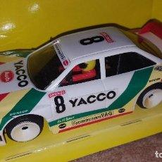 Slot Cars: SCALEXTRIC AUDI 90 YACCO DE MATCHBOX. Lote 109100591