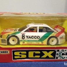 Slot Cars: SCALEXTRIC AUDI 90 #8 YACCO MATCHBOX   SCX   TYCO   EXIN   SLOT  . Lote 111774774