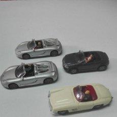 Slot Cars: VEHICULOS CON PASAJEROS. Lote 112224967