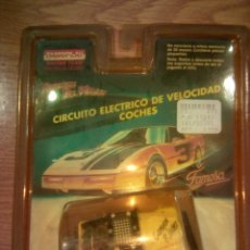 Slot Cars: AVENTURA DEL VOLCAN SLOT FAMOPLAY SCALEXTRIC. Lote 113297347