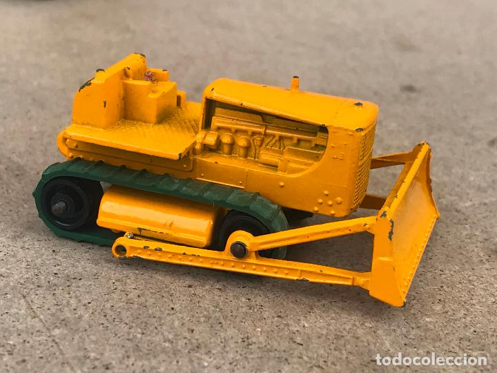 MATCHBOX Nº18 ,BULLDOZER (Juguetes - Slot Cars - Matchbox)