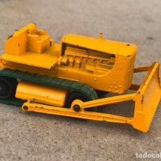 Slot Cars: MATCHBOX Nº18 ,BULLDOZER. Lote 151487326