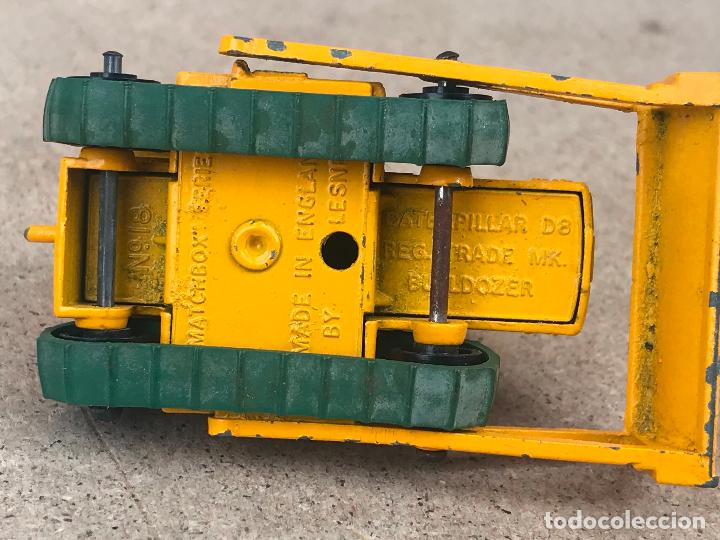 Slot Cars: Matchbox Nº18 ,Bulldozer - Foto 2 - 151487326