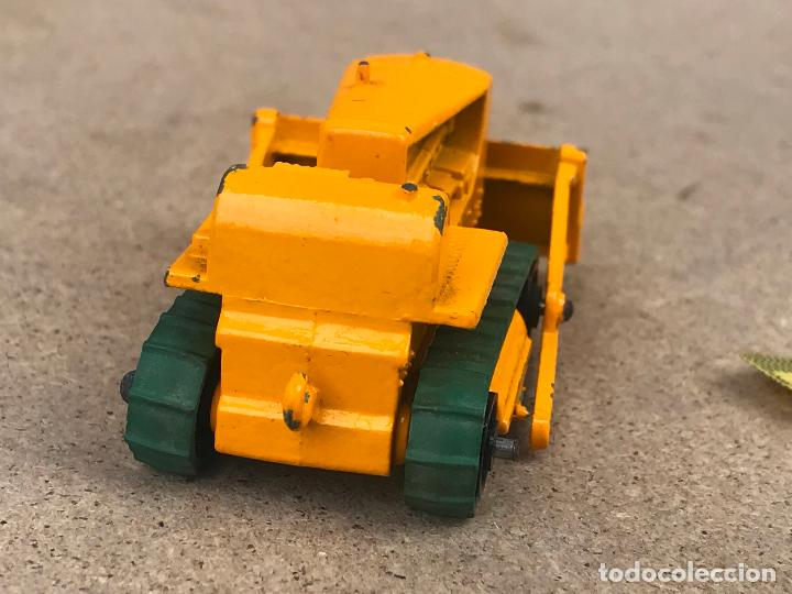 Slot Cars: Matchbox Nº18 ,Bulldozer - Foto 3 - 151487326