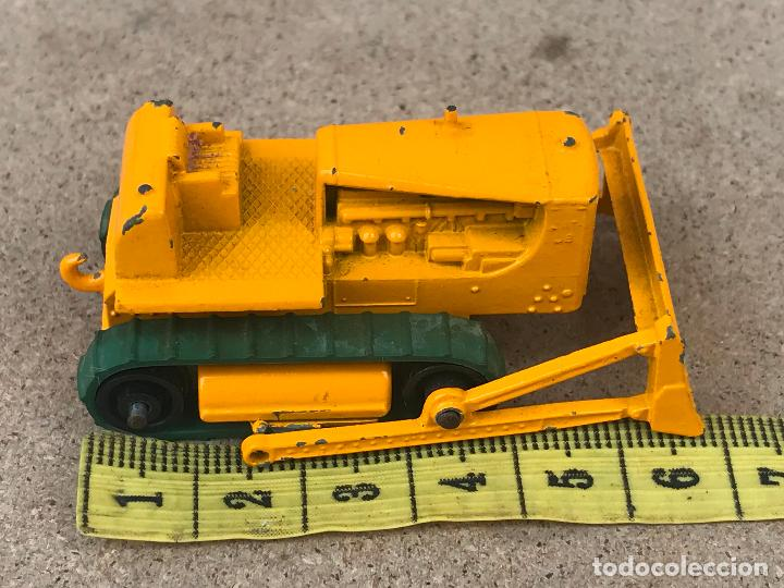 Slot Cars: Matchbox Nº18 ,Bulldozer - Foto 4 - 151487326