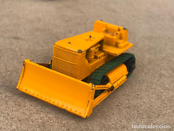Slot Cars: Matchbox Nº18 ,Bulldozer - Foto 5 - 151487326
