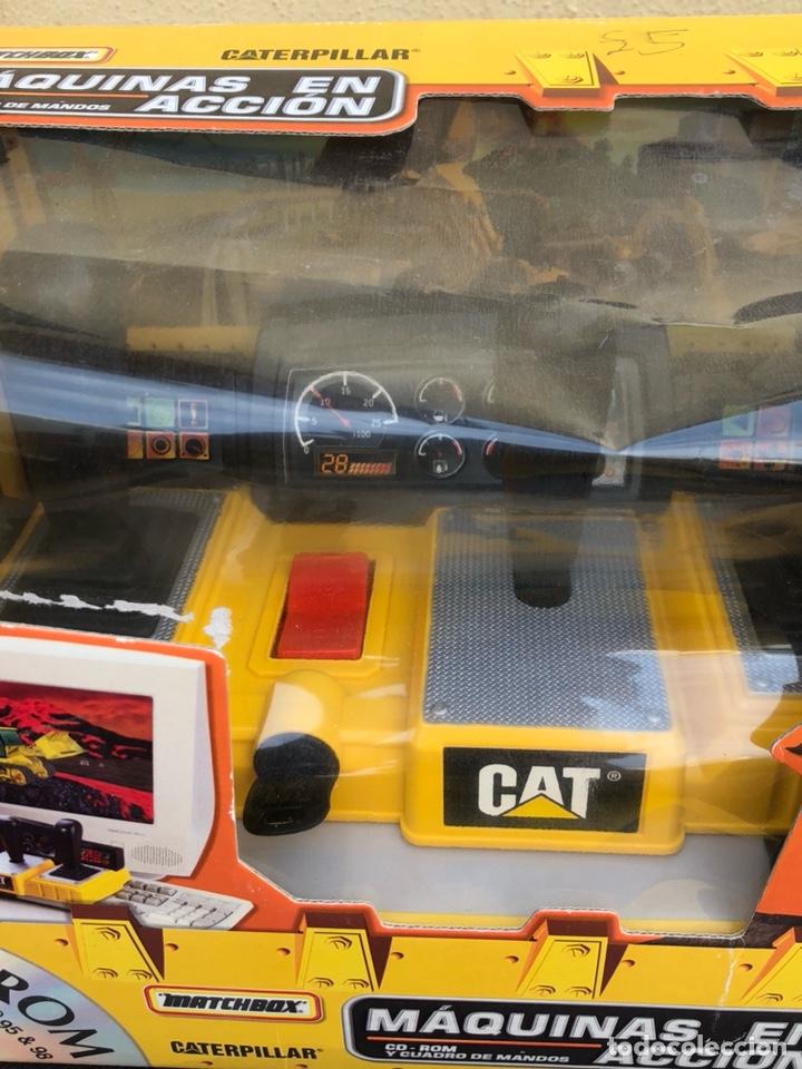 Slot Cars: Juguete match box, máquinas en acción, en su caja - Foto 3 - 153455766