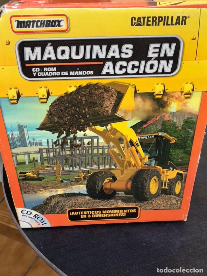 Slot Cars: Juguete match box, máquinas en acción, en su caja - Foto 6 - 153455766