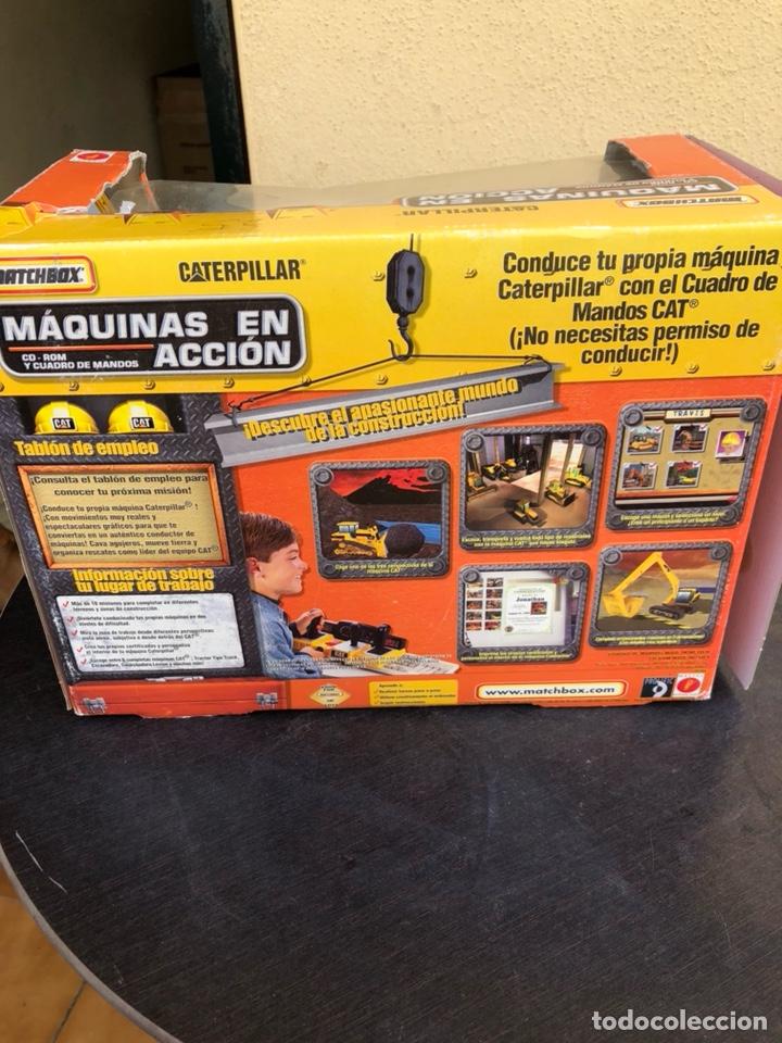 Slot Cars: Juguete match box, máquinas en acción, en su caja - Foto 7 - 153455766