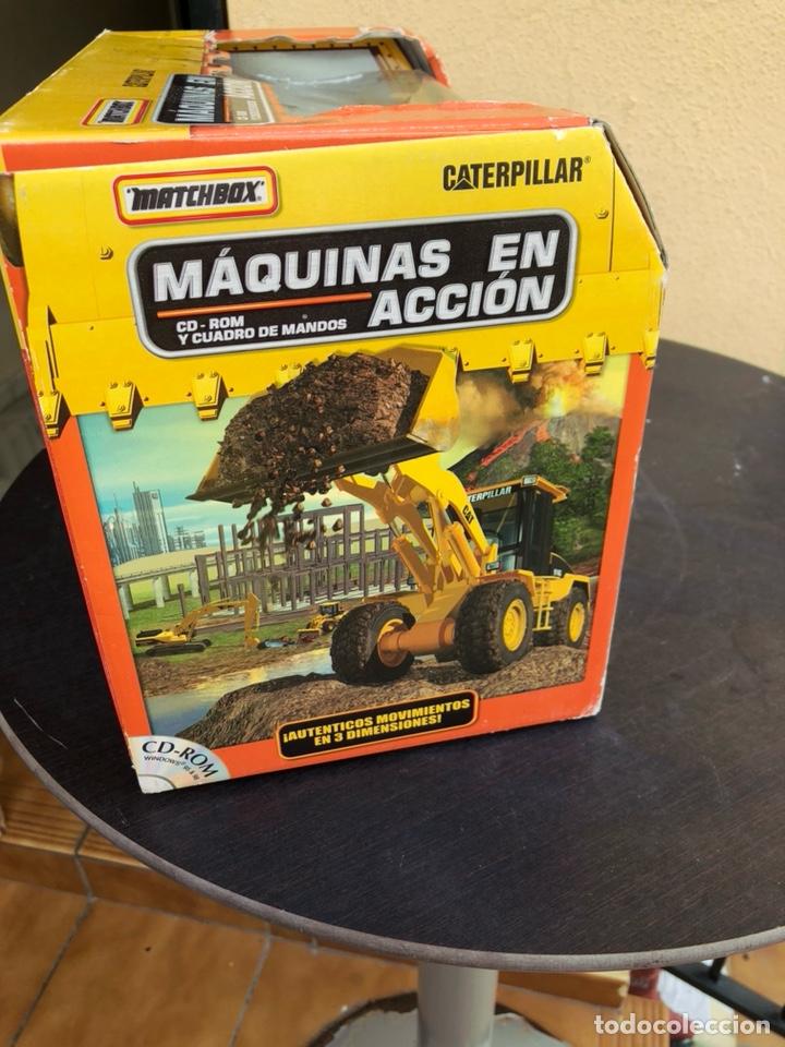 Slot Cars: Juguete match box, máquinas en acción, en su caja - Foto 10 - 153455766