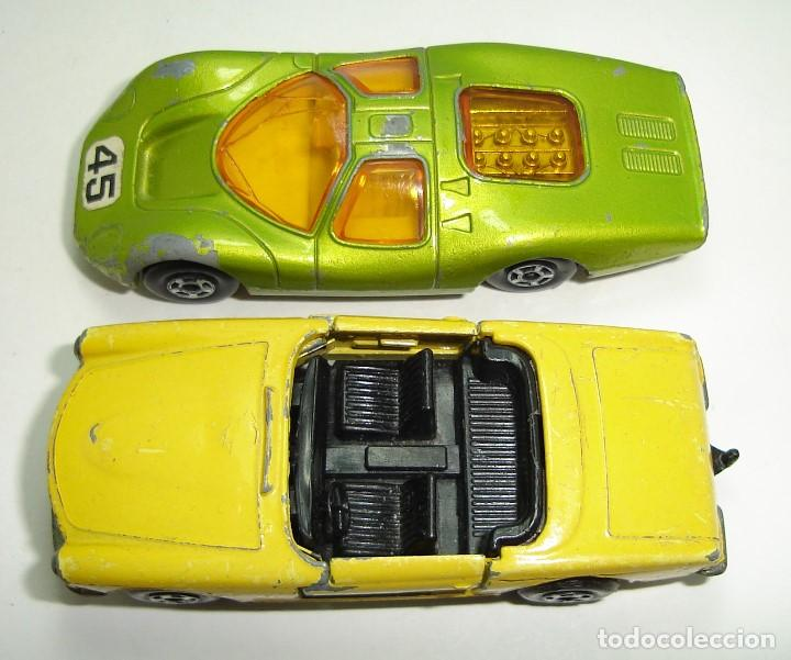 Slot Cars: ANTIGUO LOTE DESGUACE DE COCHES MATCHBOX LESNEY SUPERFAST - Foto 11 - 155109906