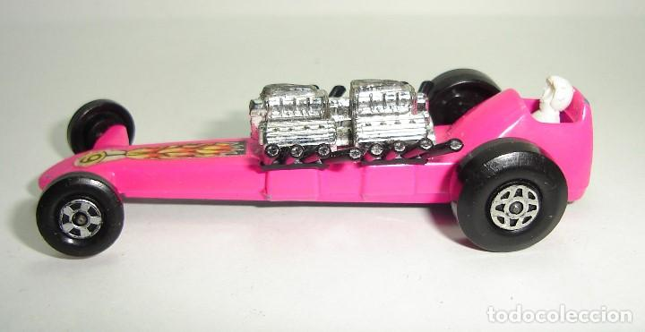 Slot Cars: ANTIGUO LOTE DESGUACE DE COCHES MATCHBOX LESNEY SUPERFAST - Foto 13 - 155109906