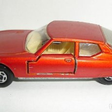 Slot Cars: ANTIGUO CITROEN SM MATCHBOX LESNEY SUPERFAST NUMERO 51. Lote 155214682