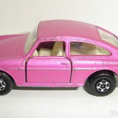 Slot Cars: ANTIGUO VOLKSWAGEN 1600 TL MATCHBOX LESNEY SUPERFAST NUMERO 67. Lote 155215522