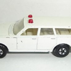 Slot Cars: ANTIGUO MERCURY POLICE CAR MATCHBOX LESNEY SUPERFAST NUMERO 55. Lote 155215714