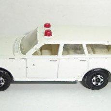 Slot Cars: ANTIGUO MERCURY POLICE CAR MATCHBOX LESNEY SUPERFAST NUMERO 55. Lote 155215714