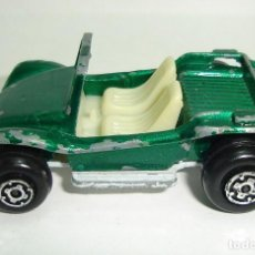 Slot Cars: ANTIGUO BUGGY SKODA GUISVAL MADE IN SPAIN ESCALA 1:64. Lote 155215986