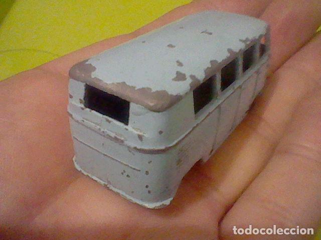 Slot Cars: VOLKSWAGEN MATCHBOX MICRO BUS Nº 12 JUGADO LEER - Foto 4 - 161126978