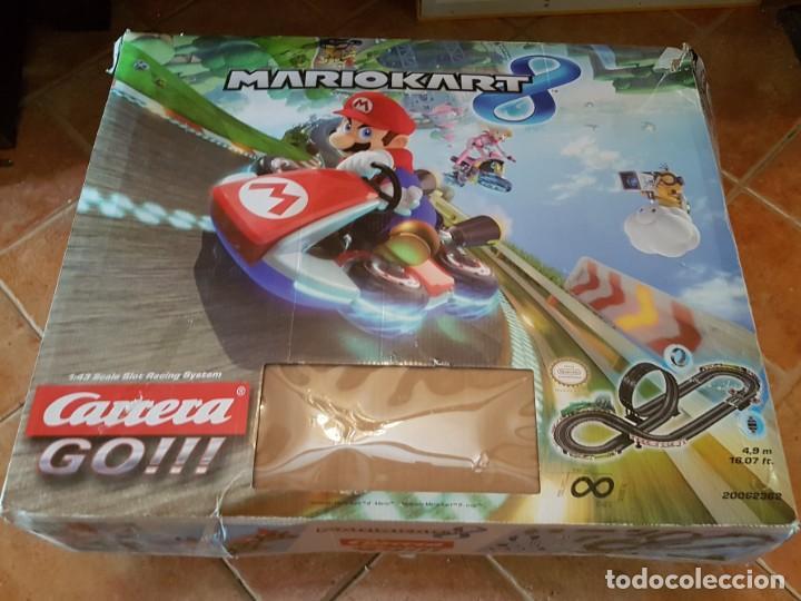 MARIO KART CARRERA GOL (Juguetes - Slot Cars - Matchbox)