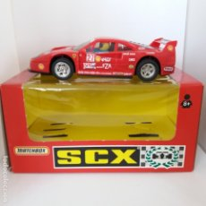 Slot Cars: FERRARI F40 SHELL N 83270.20 MATCHBOX. Lote 174022775