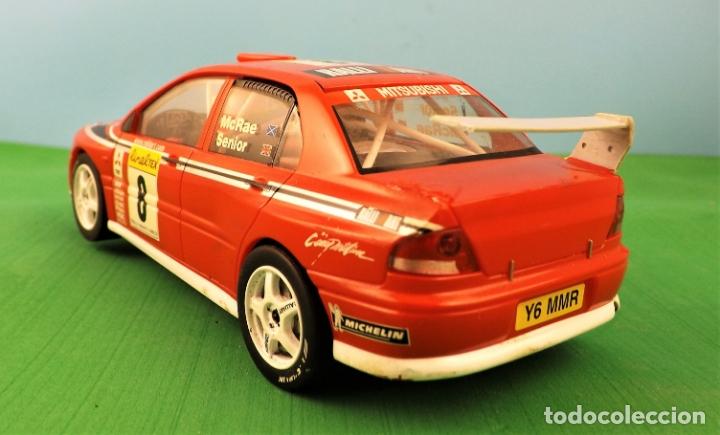 Slot Cars: Hornby Slot Mitsubishi Lancer WRC Alister McRae - Foto 2 - 174148102