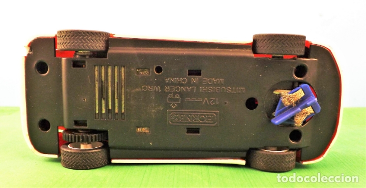 Slot Cars: Hornby Slot Mitsubishi Lancer WRC Alister McRae - Foto 5 - 174148102