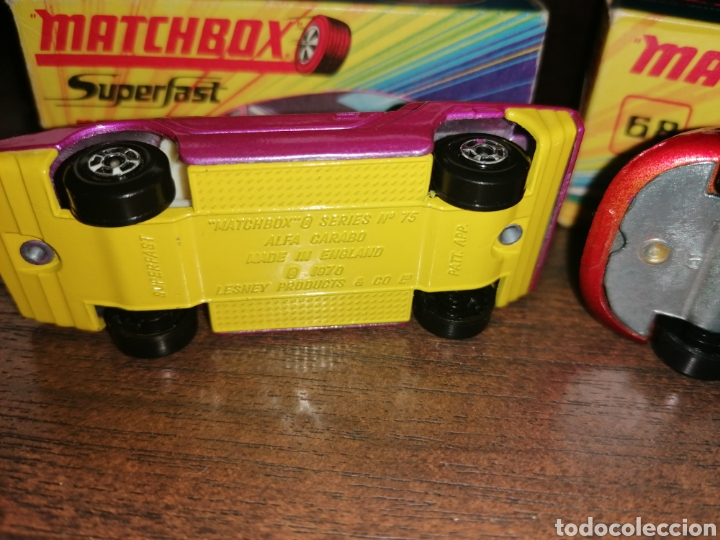 Slot Cars: LOTE 2 COCHES MATCHBOX - Foto 3 - 184801970
