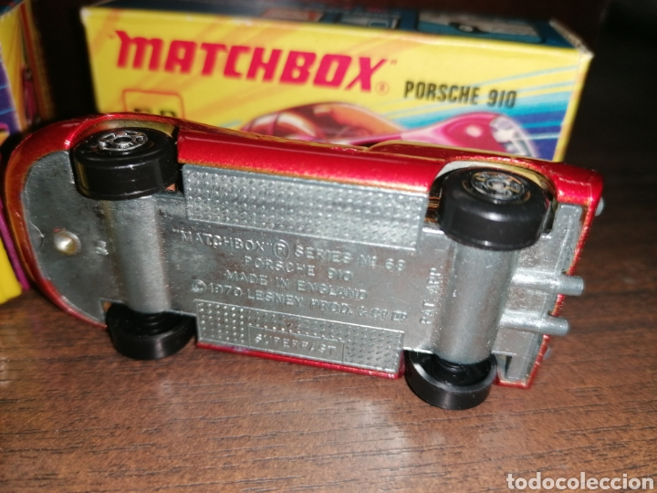Slot Cars: LOTE 2 COCHES MATCHBOX - Foto 4 - 184801970