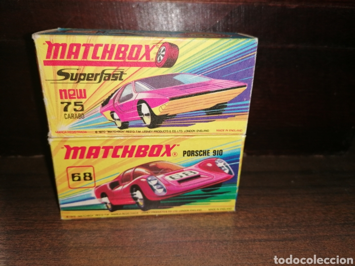 Slot Cars: LOTE 2 COCHES MATCHBOX - Foto 5 - 184801970