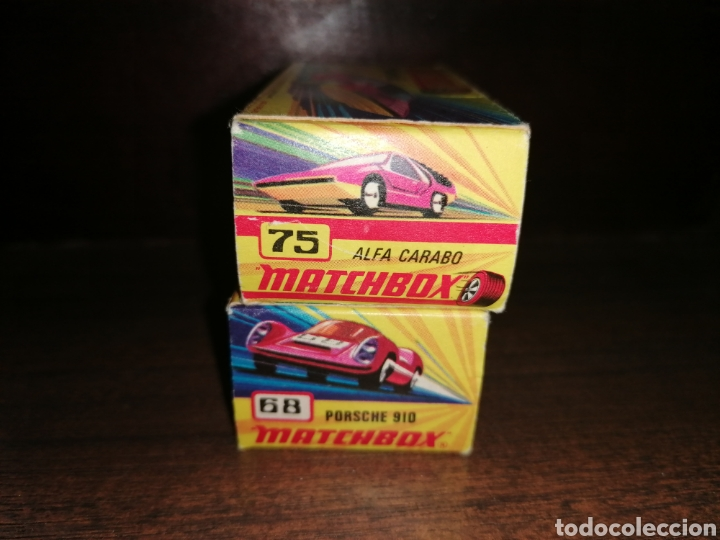 Slot Cars: LOTE 2 COCHES MATCHBOX - Foto 8 - 184801970