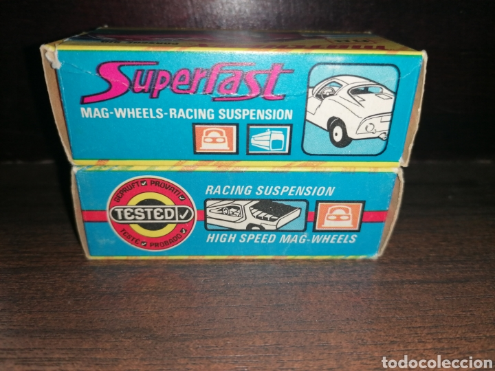 Slot Cars: LOTE 2 COCHES MATCHBOX - Foto 9 - 184801970