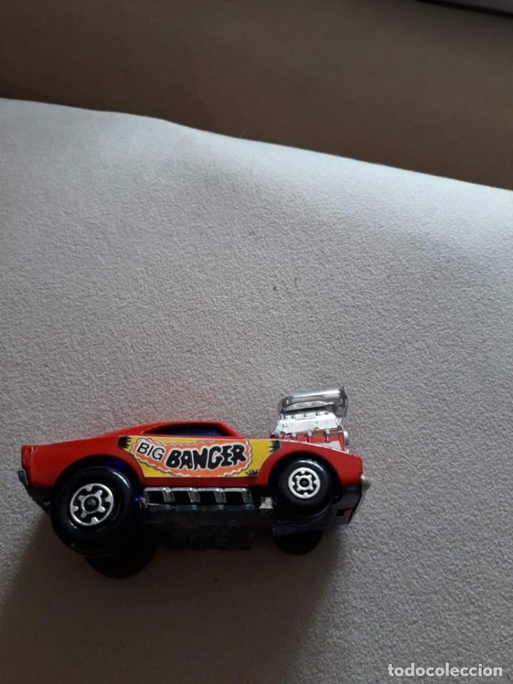 Slot Cars: COCHE MATCHBOX Nº 26 INGLES BUEN ESTADO CAJA ORIGINAL CON BASE SUELTA - Foto 3 - 181998052