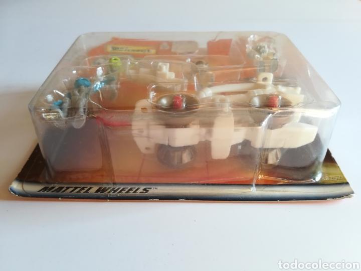 Slot Cars: Matchbox System Mega Rig Grupo del Espacio Space Team - Mattel Wheels - año 1999 - Aliens Universo - Foto 6 - 205681753