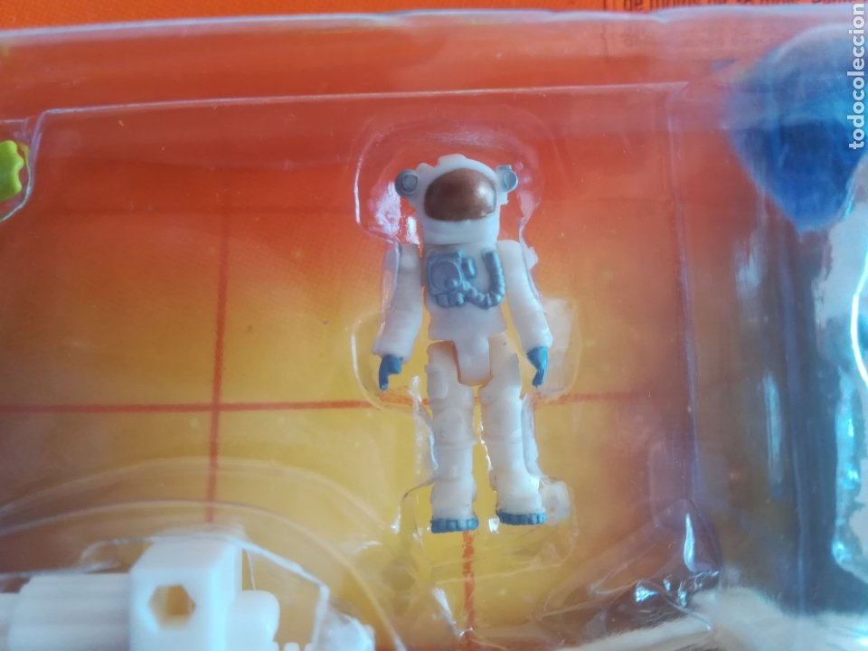 Slot Cars: Matchbox System Mega Rig Grupo del Espacio Space Team - Mattel Wheels - año 1999 - Aliens Universo - Foto 11 - 205681753