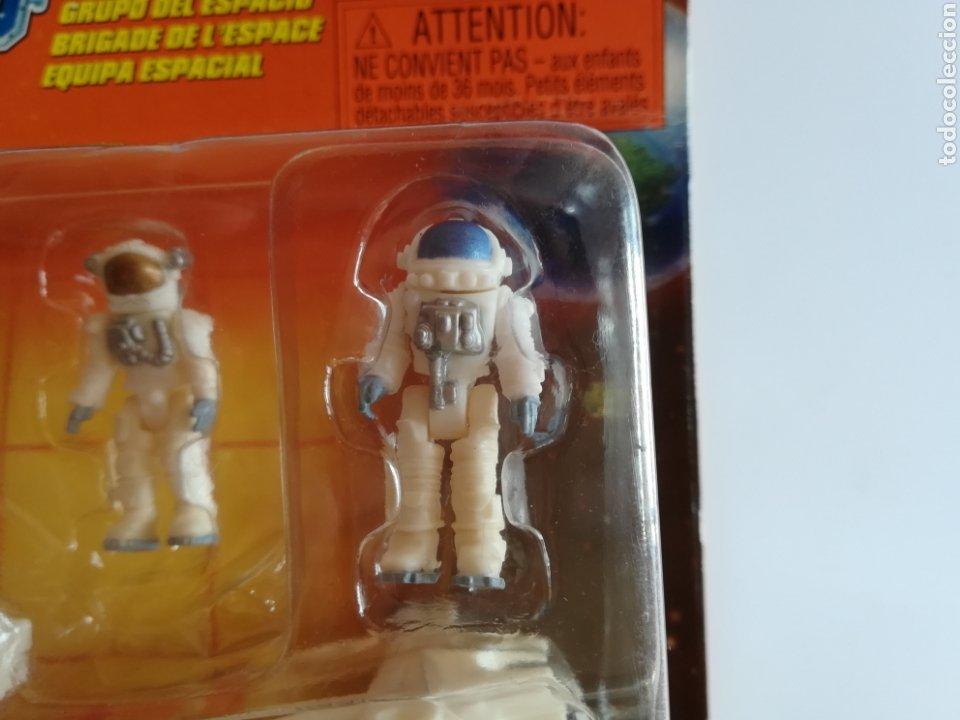 Slot Cars: Matchbox System Mega Rig Grupo del Espacio Space Team - Mattel Wheels - año 1999 - Aliens Universo - Foto 13 - 205681753