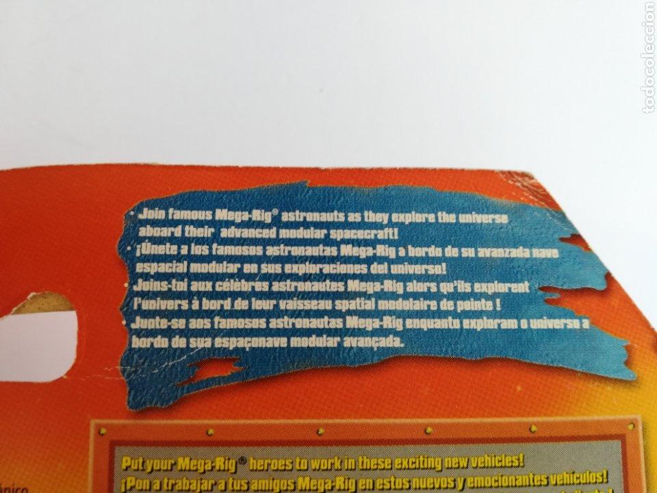 Slot Cars: Matchbox System Mega Rig Grupo del Espacio Space Team - Mattel Wheels - año 1999 - Aliens Universo - Foto 21 - 205681753