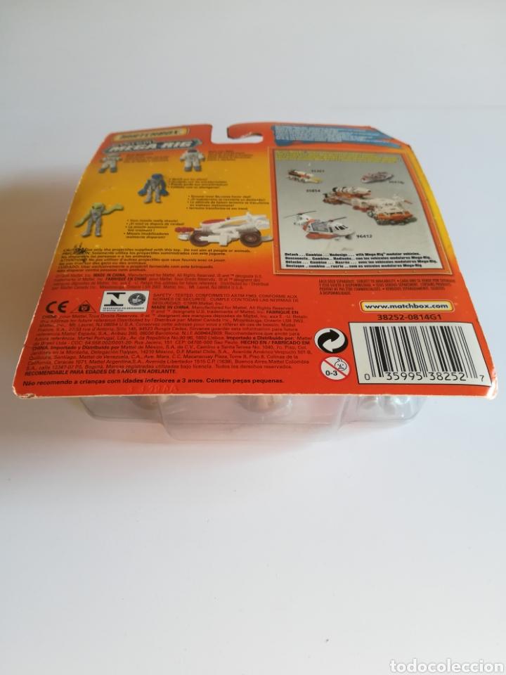 Slot Cars: Matchbox System Mega Rig Grupo del Espacio Space Team - Mattel Wheels - año 1999 - Aliens Universo - Foto 24 - 205681753