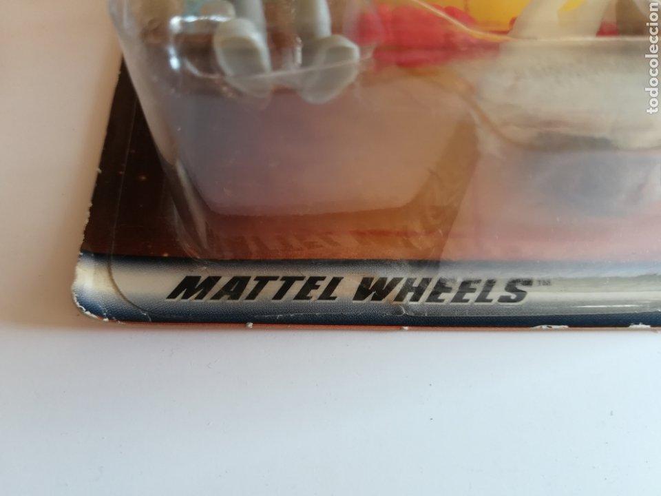 Slot Cars: Matchbox System Mega Rig Grupo del Espacio Space Team - Mattel Wheels - año 1999 - Aliens Universo - Foto 7 - 205681753