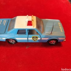 Slot Cars: MATCHBOX PLYMOUTH POLICE SUPER KING. Lote 184546112
