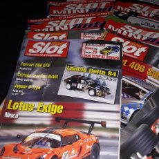 Slot Cars: 26 REVISTAS SCALEXTRIC. Lote 184869648