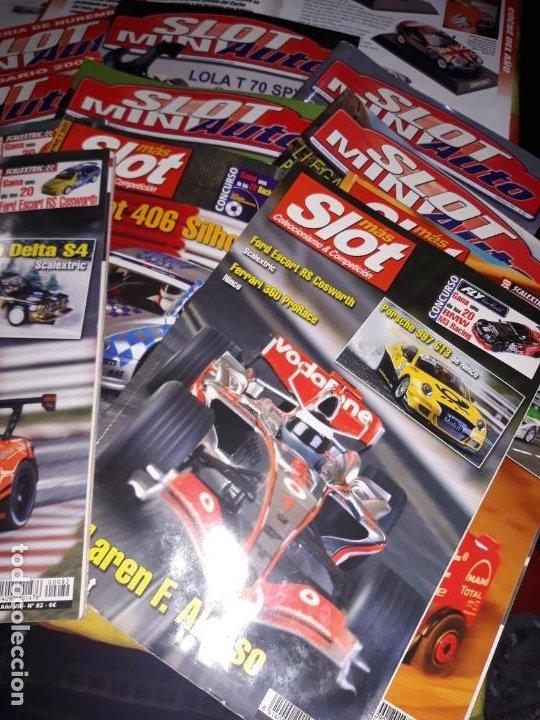Slot Cars: 26 revistas scalextric - Foto 2 - 184869648