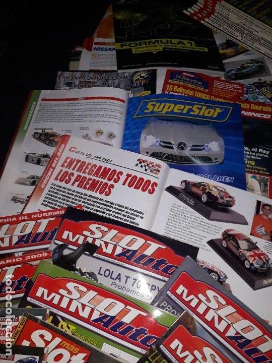 Slot Cars: 26 revistas scalextric - Foto 3 - 184869648