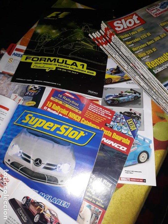 Slot Cars: 26 revistas scalextric - Foto 4 - 184869648