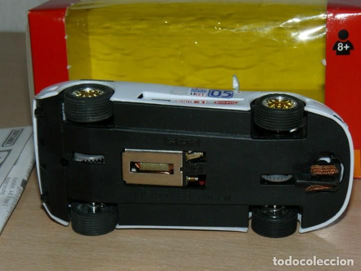 Slot Cars: Scalextric COCHE BUGGATTI EB110 IMSA Ref. 83210 slot car EXON alfreedom escalextric - Foto 5 - 198323632