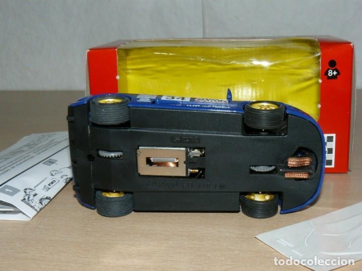 Slot Cars: Scalextric BUGGATTI EB110 Le Mans Ref 83860 Monte Carlo Auto Hebdo Esso slot car coche alfreedom - Foto 5 - 198323953