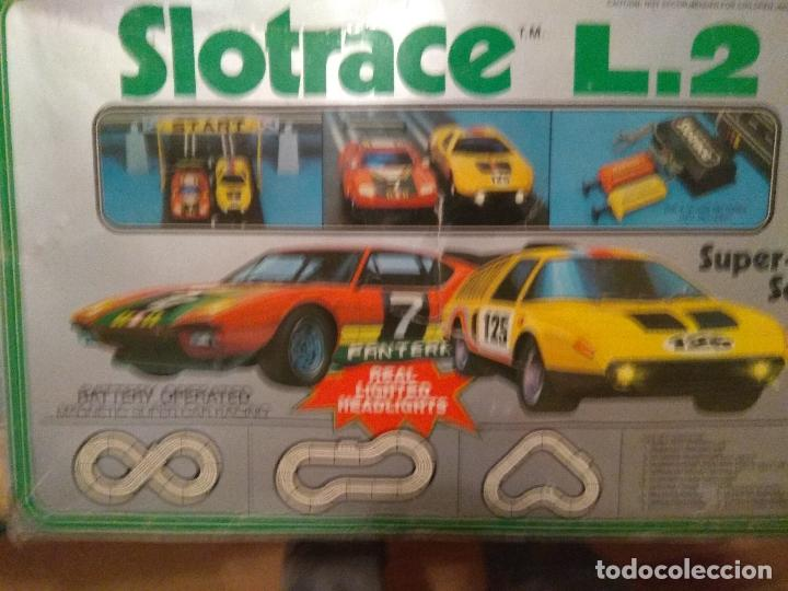 SLOTRACE L.2 (Juguetes - Slot Cars - Matchbox)