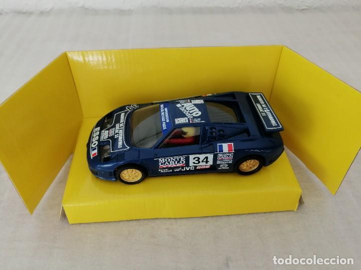 """Slot Cars: Bugatti EB 110 """"Le Mans"""" - Foto 2 - 220608581"""