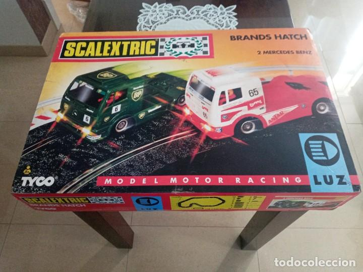 SCX SCALEXTRIC (Juguetes - Slot Cars - Matchbox)