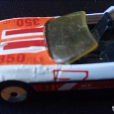 Slot Cars: MATCHBOX - COCHE METÁLICO – CORVETTE GT - ESCALA 1:56 - 1984 - MADE IN MACAU. Lote 235986750